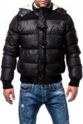 Herren Winter-Steppjacke im Daunen-Look