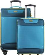 American Tourister by Samsonite Ocean Grove 2/4-Rollen Kofferset 2tlg.