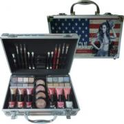 Gloss! Make-up Schminkkoffer American Fashion Cosmetics 62-tlg.